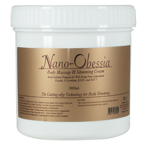 Nano Obessia Body Massage & Slimming Creme